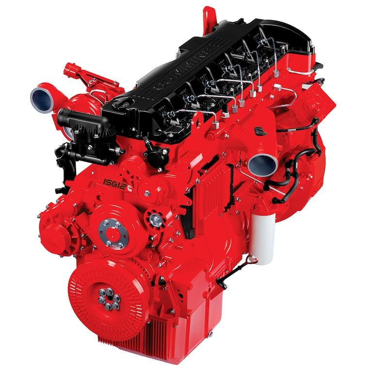 Двигатель Cummins 6LTAA8.9-G3