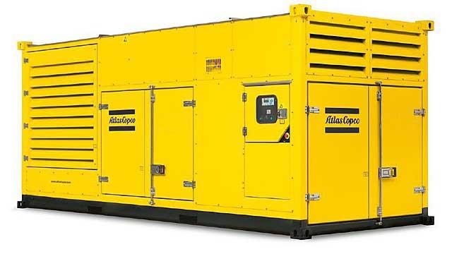 Atlas Copco QAC 500